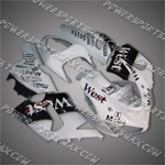 Fairing For Kawasaki 2005 2006 ZX-6R ZX6R 636 Plastics Set Injection Molding, Free Shipping!