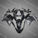 Honda CBR1100XX Blackbird Flat Black Fairing 11N09, Free Shipping!