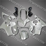 Honda CBR600F4i 04-07 All Silver Fairing, Free Shipping!