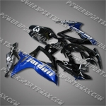 Fairing For 2006-2007 Suzuki GSX-R GSXR 600 750 K6 Plastics Set Injection, Free Shipping!