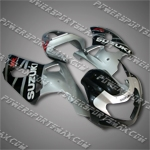 Fairing For Suzuki 2000 2001 2002 GSX-R 1000 K1 Plastics Set Injection Molding, Free Shipping!