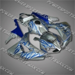 Injection Mold Fairing For Honda 2006 2007 CBR 1000 RR Plastics Set Body Work, Free Shipping!