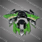 Fairing For KAWASAKI 2004 2005 ZX-10R 04 05 ZX10R Plastics Set, Free Shipping!