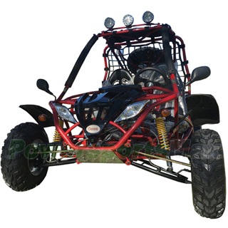 200 Go Kart with Fully Automatic Transmission w/Reverse