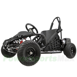 GK-L001 1000W Kids Electric Go Kart with Reverse and Disc Brake! Speed Control 3-speed settings! Manual Switch!