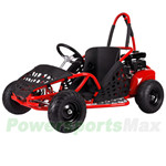 GK-L002  80cc Overhead-Valve Go Kart with Automatic Centrifugal Clutch!  Disc Brake, Chain Drive! An Adjustable Seat!