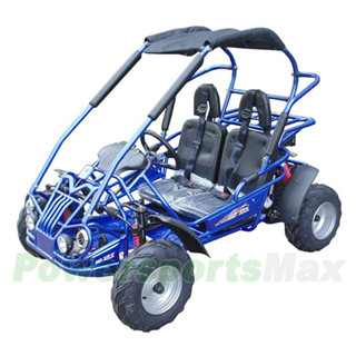 200cc Middle Size Go Kart with Automatic CVT Transmission w