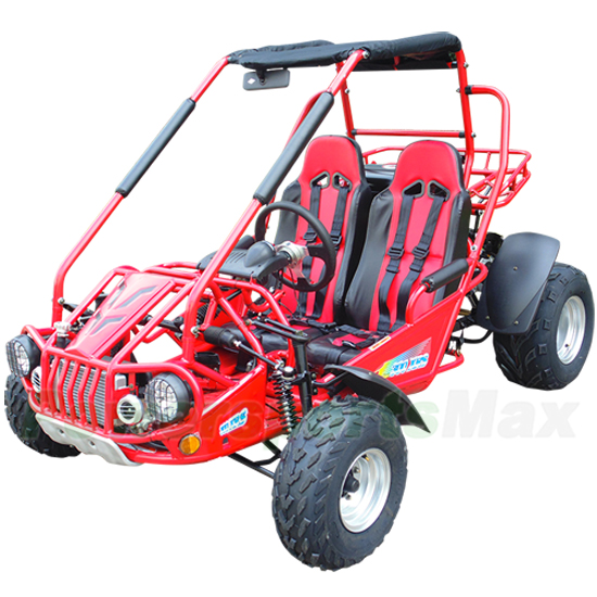 300cc Go Karts