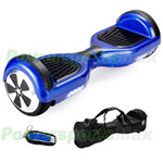 "Blue Two-Wheel Smart Electric Self Balancing Scooter Hoverboard, 6.5""tires, with Remote Control & Free Bag! Free Shipping!"