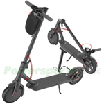 "350W Hub Motor Foldable and Portable Commuting Electric Scooter, Safety Solid 8.5"" Tire and LED Light, With Bluetooth, Free Storage Bag and Free Tire Pump! Free Shipping!"