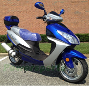 150cc Moped Scooter with USB/SIM System! 13