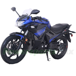 "2020 Version Lifan KPR 200cc Electronic Fuel Injection Street Motorcycle with 6-Speed Manual Transmission, 17HP Engine! Electric Start! 17"" Alloy Rim Wheels! Free Shipping! Fully Assembled In Crate!"