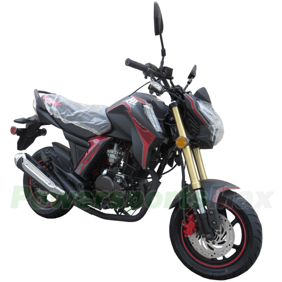 KP MINI 150cc Street Motorcycle with 5-Speed Manual