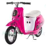 MC-T29 250W Electric Comet Scooter with Chain Drive, Drum Brake, Rechargeable 24V Battery!