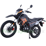 "Lifan X-Pect 200cc Electronic Fuel Injection Dual Sport Motorcycle with 5-Speed Manual Transmission, 19""/17"" Wheels! Fully Assembled In Crate!"