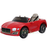 12V Kids Ride On Car with Two 35W Motor, 2.4G Remote Control, Mp3/USB/TF, LED Lights!