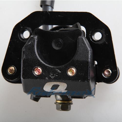 coolster 125cc dirt bike engine diagram hydraulic rear disc brake caliper for 110cc    125cc    quad atv  hydraulic rear disc brake caliper for 110cc    125cc    quad atv