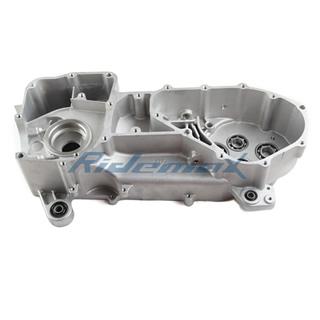 Left Crank Shaft Cover GY6 150cc 743-Belt Engine Reaverse