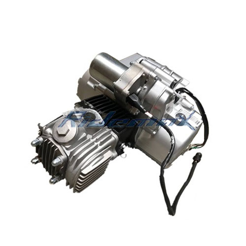 110cc 4-stroke Engine with Automatic Transmission, Electric Start