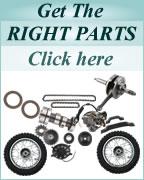 Dirt Bike, Dirt Bikes, ATV, ATVs, Moped, Mopeds, Dirt Bike Part, ATV