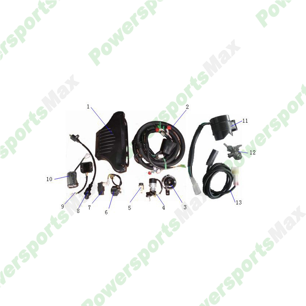 Dongfang PartsPowersportsMax.com